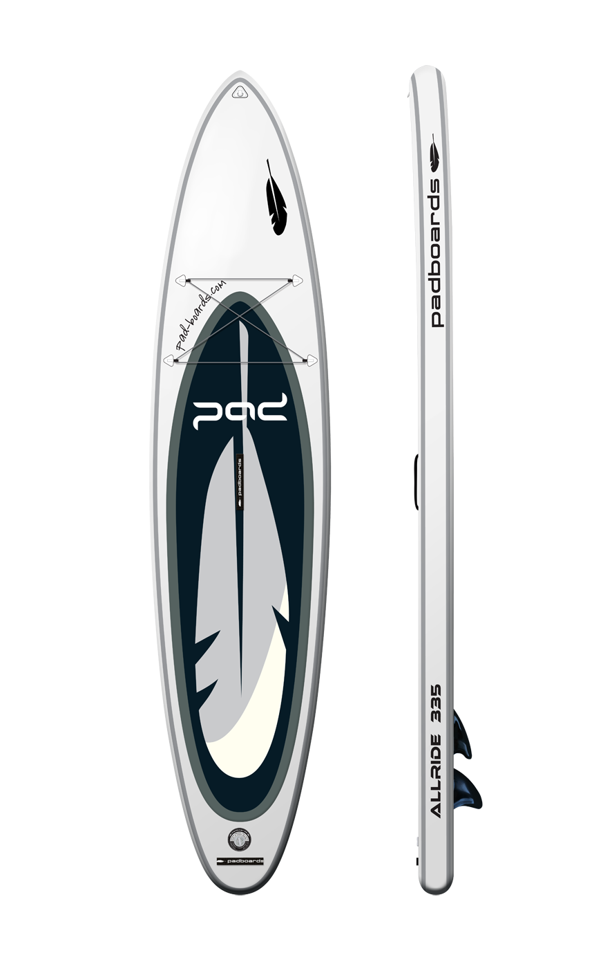 Paddleboard ALL RIDE 335 EDS